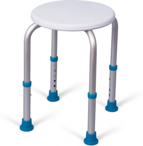 AquaSense® adjustable height Shower Stool