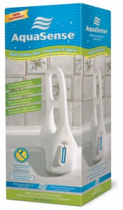 High-Profile AquaSense® Bath Safety Rail in retail box