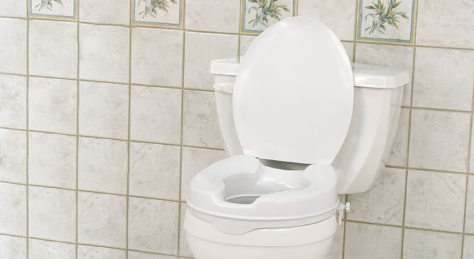 Image result for elevated toilet seat