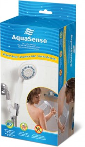 AquaSense® Hand Held Shower Spray Box