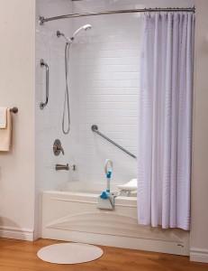 Bathroom Safety: Bathtub