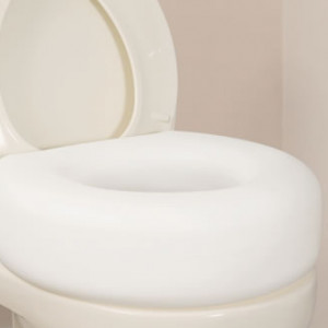 Economy Raised Toilet Seat, by AquaSense®
