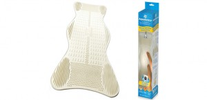 Bath Mat with Invigorating Massage Zones